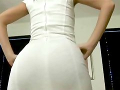 ass like a wedding cake