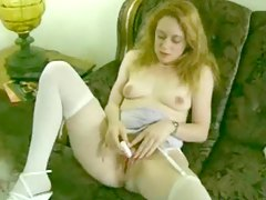 Big cock fucks her tight butth