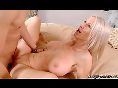 Emma Starr blonde milf hardcor