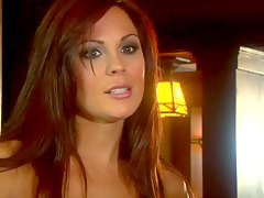 Guys bang hottie Kirsten Price