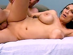 Busty wife tara is a greedy sl
