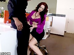 Jayden jaymes takes a quickie