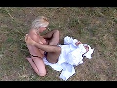 blonde mommy fucking her boy t