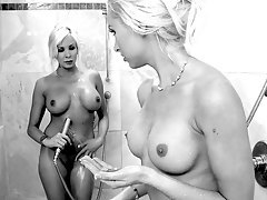 hot blondes fingering in the s
